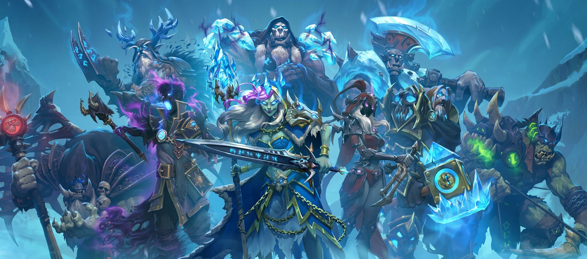 Quests, Death Knights and Legendary Weapons: Showdown