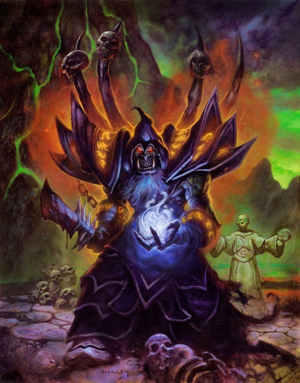 Teching the Numbers: Control Warlock