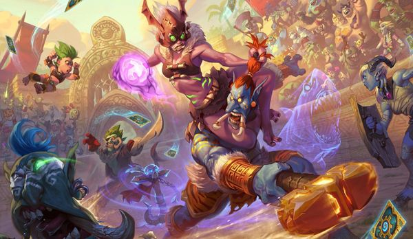 Interview with Hearthstone Executive Producer Chris Sigaty and Senior Game Designer Dean Ayala