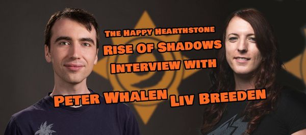 Interview with Peter Whalen and Liv Breeden