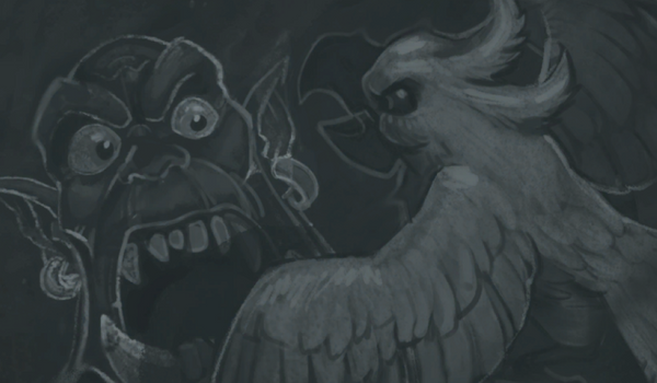 Tavern Brawl – Just Macaws