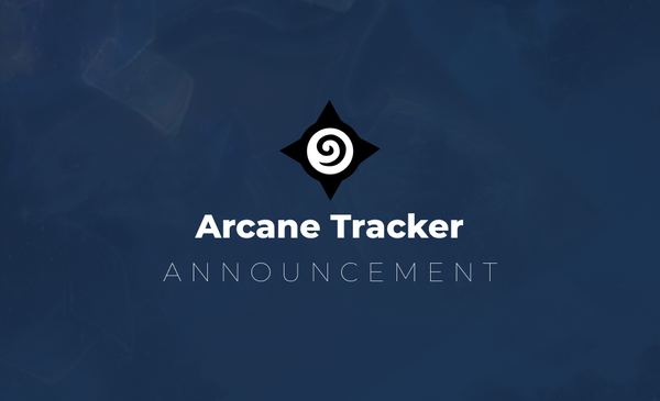 An update on Arcane Tracker